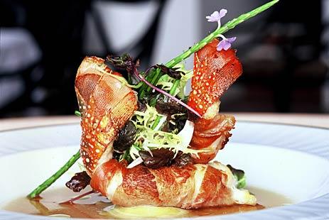 Restaurants picture gallery cap juluca anguilla for Anguille cuisine