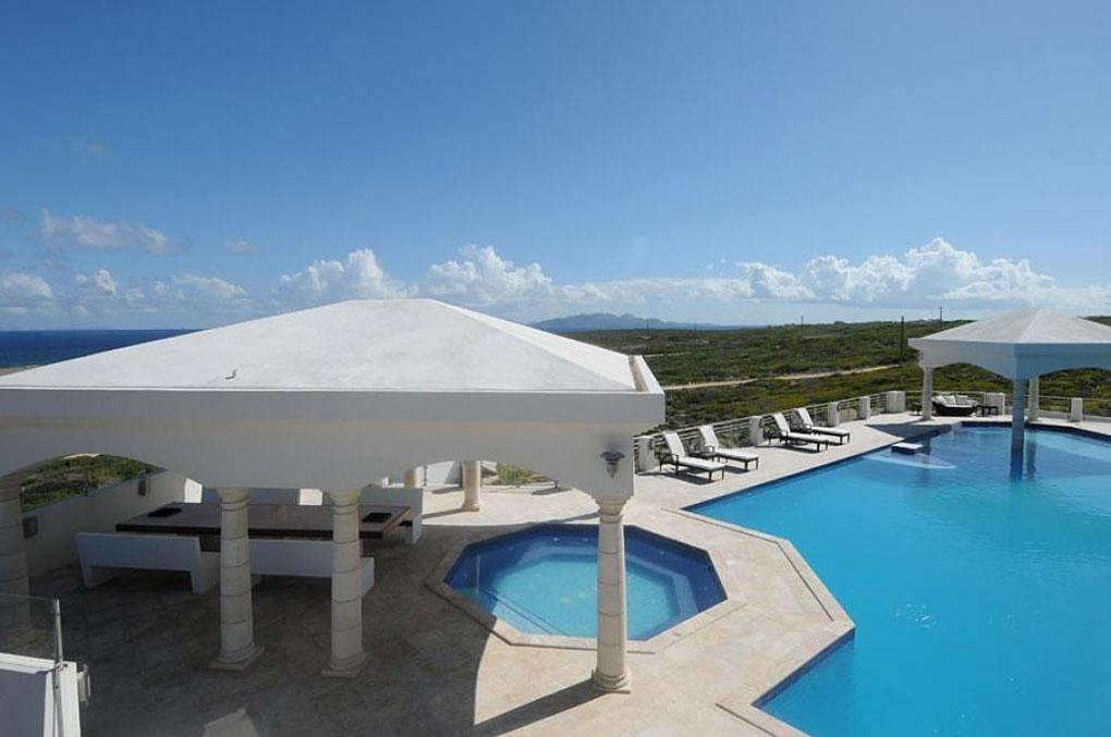 Moonraker Villa 6br Sile Bay Anguilla Bwi