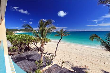 Atlantis At Coco Beach Club 1 Bedr Simpson Bay Sint