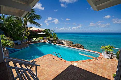 La Calanthe 3 Bedr Pelican Key St Maarten