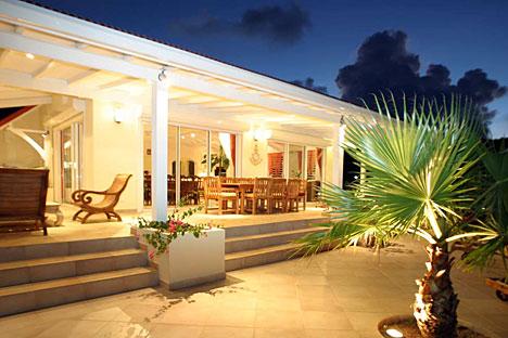 Villa Mediterranee 4br Orient Bay St Martin