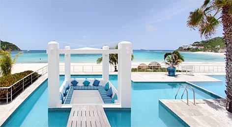 Villa Starfish (Coral Beach Club) Dawn Beach, St.Maarten
